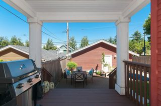 Photo 16: 1757 LAKEWOOD DRIVE in Vancouver: Grandview VE 1/2 Duplex for sale (Vancouver East)  : MLS®# R2096548