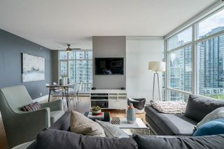Photo 5: 1502 1199 MARINASIDE CRESCENT in Vancouver: Yaletown Condo for sale (Vancouver West)  : MLS®# R2268201
