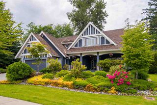 Photo 1: 3701 DEVONSHIRE DRIVE in Surrey: Morgan Creek House for sale (South Surrey White Rock)  : MLS®# R2353790