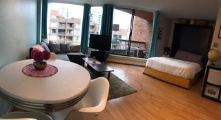 Photo 5: 718 1330 BURRARD Street in Vancouver: Downtown VW Condo for sale (Vancouver West)  : MLS®# R2405787