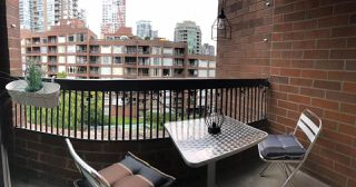 Photo 11: 718 1330 BURRARD Street in Vancouver: Downtown VW Condo for sale (Vancouver West)  : MLS®# R2405787