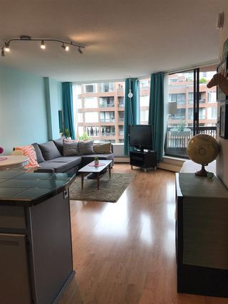Photo 6: 718 1330 BURRARD Street in Vancouver: Downtown VW Condo for sale (Vancouver West)  : MLS®# R2405787