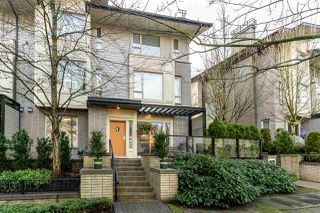 "Main Photo: 105 9229 UNIVERSITY Crescent in Burnaby: Simon Fraser Univer. Townhouse for sale in ""SERENITY"" (Burnaby North)  : MLS®# R2420218"