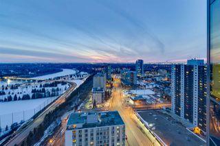 Photo 17: 2302 11969 JASPER Avenue in Edmonton: Zone 12 Condo for sale : MLS®# E4192356