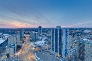 Photo 38: 2302 11969 JASPER Avenue in Edmonton: Zone 12 Condo for sale : MLS®# E4192356