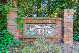 """Photo 39: 94 2315 198 Street in Langley: Brookswood Langley Manufactured Home for sale in """"Deer Creek Park"""" : MLS®# R2496882"""
