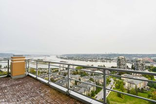 """Photo 24: 2302 280 ROSS Drive in New Westminster: Fraserview NW Condo for sale in """"THE CARLYLE ON VICTORIA HILL"""" : MLS®# R2504793"""