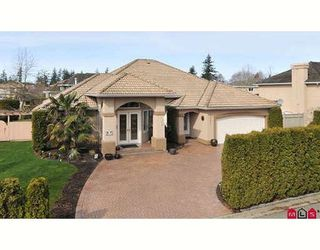 Photo 1: 2277 140th Street in South Surrey: Home for sale : MLS®# F2906025