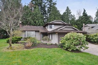 Photo 1: 2091 126TH Street in Surrey: Crescent Bch Ocean Pk. House for sale (South Surrey White Rock)  : MLS®# F1207412