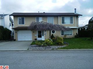 Photo 1: 1506 KIMBERLEY Street in Abbotsford: Poplar House for sale : MLS®# F1208412
