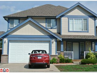 Photo 1: 2850 WHISTLE Drive in Abbotsford: Aberdeen House for sale : MLS®# F1220545