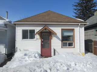 Photo 1: 252 Parkview Street in WINNIPEG: St James Residential for sale (West Winnipeg)  : MLS®# 1305029