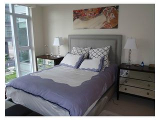 """Photo 7: # 403 1205 W HASTINGS ST in Vancouver: Coal Harbour Condo for sale in """"Cielo Coal Harbour"""" (Vancouver West)  : MLS®# V1014869"""