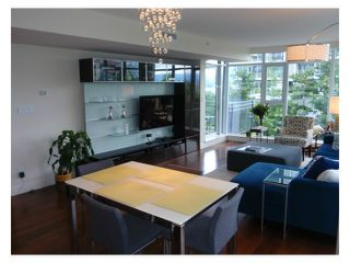 """Photo 2: # 403 1205 W HASTINGS ST in Vancouver: Coal Harbour Condo for sale in """"Cielo Coal Harbour"""" (Vancouver West)  : MLS®# V1014869"""