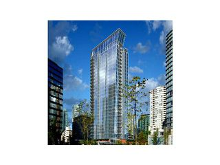 """Photo 3: # 403 1205 W HASTINGS ST in Vancouver: Coal Harbour Condo for sale in """"Cielo Coal Harbour"""" (Vancouver West)  : MLS®# V1014869"""