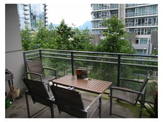 """Photo 13: # 403 1205 W HASTINGS ST in Vancouver: Coal Harbour Condo for sale in """"Cielo Coal Harbour"""" (Vancouver West)  : MLS®# V1014869"""