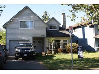 Main Photo: 15037 98TH Avenue in Surrey: Guildford House for sale : MLS®# f1443968