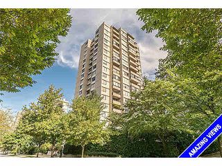 Main Photo: 903 1725 PENDRELL STREET in Vancouver: West End VW Condo for sale (Vancouver West)  : MLS®# V1140718