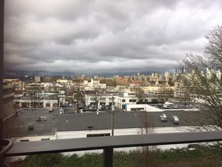Photo 5: 510 1777 W 7TH AVENUE in Vancouver: Fairview VW Condo for sale (Vancouver West)  : MLS®# R2124499