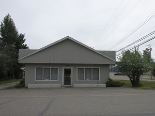 Photo 1: 9813 Freddette Avenue: Hudsons Hope Office for sale (Fort St. John (Zone 60))  : MLS®# C8010037