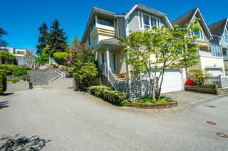 Photo 1: 2201 PORTSIDE COURT in Vancouver: Fraserview VE Townhouse for sale (Vancouver East)  : MLS®# R2163820