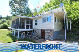 Main Photo: 6138 Lakeview Road: Chase House for sale (Shuswap)