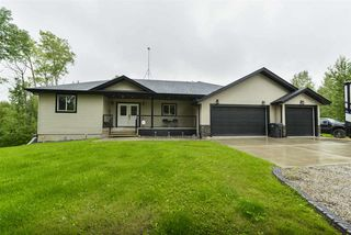 Photo 1: 50 53122 RGE RD 14: Rural Parkland County House for sale : MLS®# E4168765