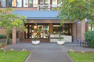 Main Photo: 1401 647 Michigan Street in VICTORIA: Vi James Bay Condo Apartment for sale (Victoria)  : MLS®# 414705