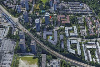"Main Photo: 1702 3980 CARRIGAN Court in Burnaby: Government Road Condo for sale in ""DISCOVERY PLACE 1"" (Burnaby North)  : MLS®# R2428569"