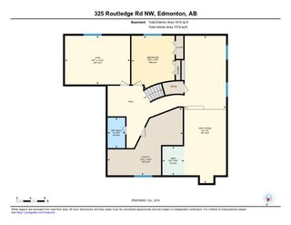 Photo 31: 325 ROUTLEDGE Road in Edmonton: Zone 14 House for sale : MLS®# E4184329