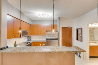 "Photo 2: 408 100 CAPILANO Road in Port Moody: Port Moody Centre Condo for sale in ""Suter Brook"" : MLS®# R2433615"