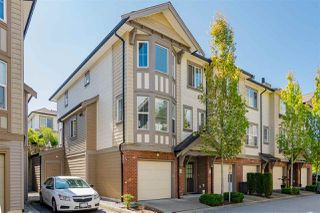 "Main Photo: 10 14838 61 Avenue in Surrey: Sullivan Station Townhouse for sale in ""SEQUOIA"" : MLS®# R2491432"