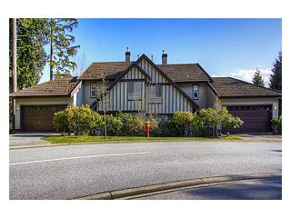 """Photo 1: 2 1486 JOHNSON Street in Coquitlam: Westwood Plateau Townhouse for sale in """"STONEY CREEK"""" : MLS®# V936237"""
