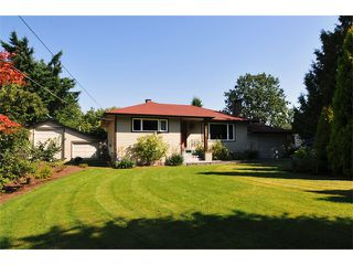 "Photo 1: 22579 124TH Avenue in Maple Ridge: East Central House for sale in ""CENTRAL MAPLE RIDGE"" : MLS®# V967385"
