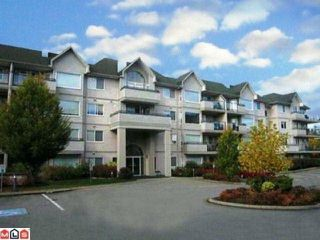 "Photo 1: 207 33708 KING Road in Abbotsford: Poplar Condo for sale in ""College Park (South buildings)"" : MLS®# F1306914"