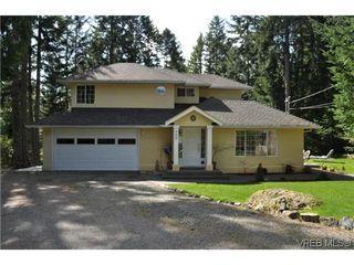 Photo 1: 709 Timberglen Pl in VICTORIA: Hi Western Highlands Single Family Detached for sale (Highlands)  : MLS®# 635399