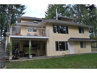 Photo 6: 709 Timberglen Place in VICTORIA: Hi Western Highlands Single Family Detached for sale (Highlands)  : MLS®# 321262