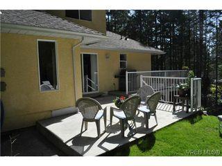 Photo 10: 709 Timberglen Pl in VICTORIA: Hi Western Highlands Single Family Detached for sale (Highlands)  : MLS®# 635399