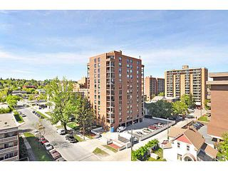 Photo 17: 803 1414 12 Street SW in CALGARY: Connaught Condo for sale (Calgary)  : MLS®# C3572362