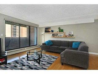 Photo 2: 803 1414 12 Street SW in CALGARY: Connaught Condo for sale (Calgary)  : MLS®# C3572362