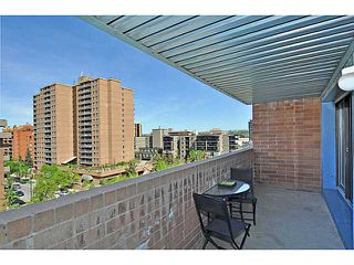Photo 5: 803 1414 12 Street SW in CALGARY: Connaught Condo for sale (Calgary)  : MLS®# C3572362
