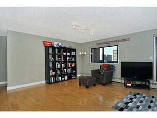 Photo 8: 803 1414 12 Street SW in CALGARY: Connaught Condo for sale (Calgary)  : MLS®# C3572362