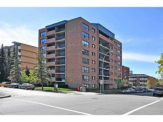 Photo 16: 803 1414 12 Street SW in CALGARY: Connaught Condo for sale (Calgary)  : MLS®# C3572362
