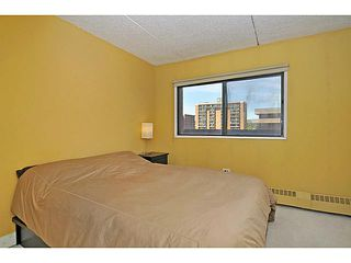 Photo 12: 803 1414 12 Street SW in CALGARY: Connaught Condo for sale (Calgary)  : MLS®# C3572362