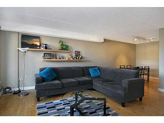 Photo 6: 803 1414 12 Street SW in CALGARY: Connaught Condo for sale (Calgary)  : MLS®# C3572362