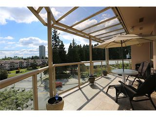 Photo 8: # 403 1190 PIPELINE RD in Coquitlam: North Coquitlam Condo for sale : MLS®# V1026155