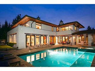 Photo 1: 627 KENWOOD RD in West Vancouver: British Properties House for sale : MLS®# V1060152