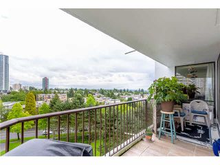 "Photo 10: 902 4165 MAYWOOD Street in Burnaby: Metrotown Condo for sale in ""PLACE IN THE PARK"" (Burnaby South)  : MLS®# V1072985"