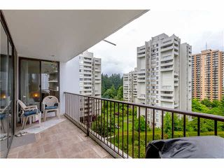 "Photo 13: 902 4165 MAYWOOD Street in Burnaby: Metrotown Condo for sale in ""PLACE IN THE PARK"" (Burnaby South)  : MLS®# V1072985"