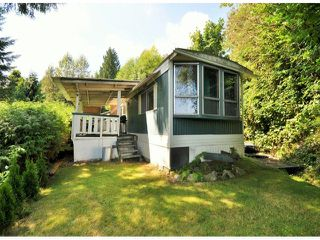 Photo 3: 20 34519 LOUGHEED Highway in Mission: Hatzic Manufactured Home for sale : MLS®# F1420036
